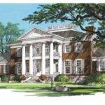 Eplans Plantation House Plan Sycamores Square Feet