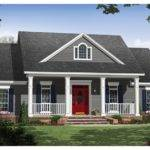 Eplans Ranch House Plan Carport Flexibility Square