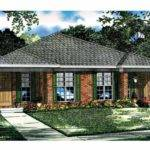 Eplans Ranch House Plan Contemporary Duplex Square Feet