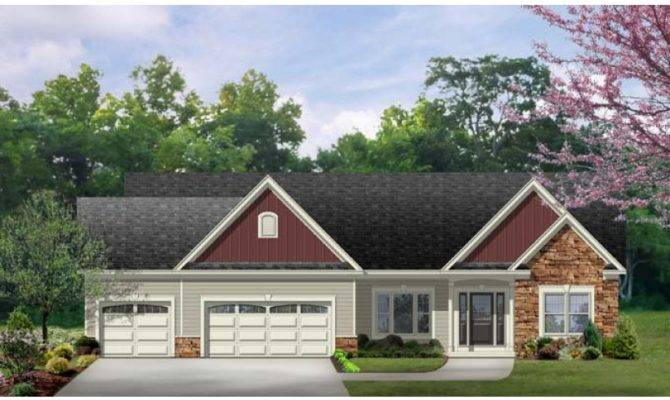 Eplans Ranch House Plan Open Sunroom