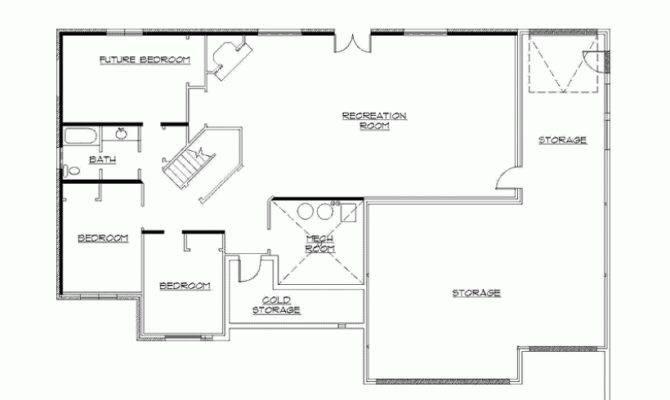 Eplans Traditional House Plan Rambler Home