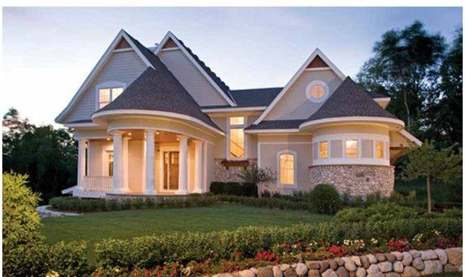 Eplans Victorian House Plan Four Bedroom Craftsman Home