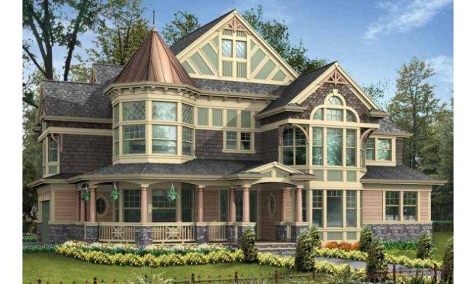 Eplans Victorian House Plan Its Best Square Feet