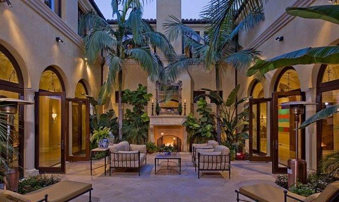 Equestrian Vineyard Hacienda Estate Los Angeles
