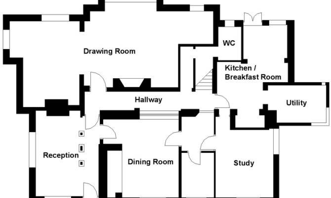 Estate Agent Floor Plan Services Cpa Planning Design