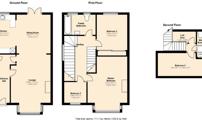 Estate Agents Floor Plan Top Impressive Example Plans