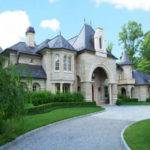 Estate Day Million French Chateau Alpine