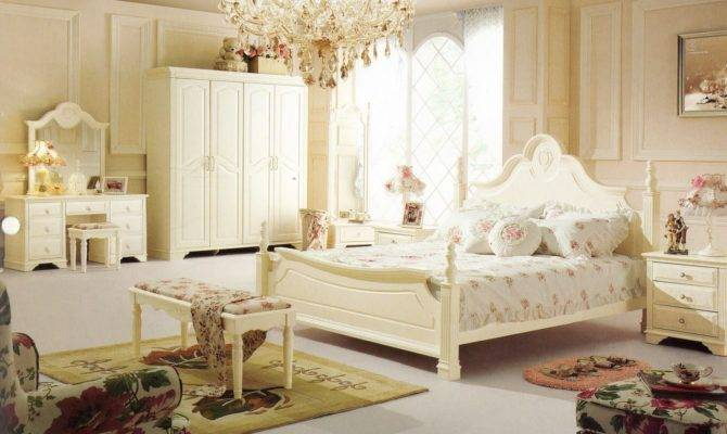 Ethan Allen French Country Bedroom Style