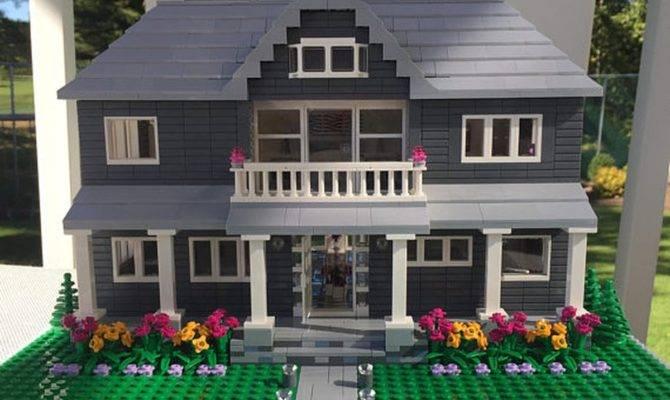 Etsy Shop Build Detailed Lego Model Your Home