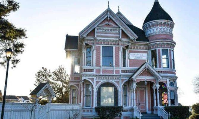 Eureka Historic Homes Must American Towns
