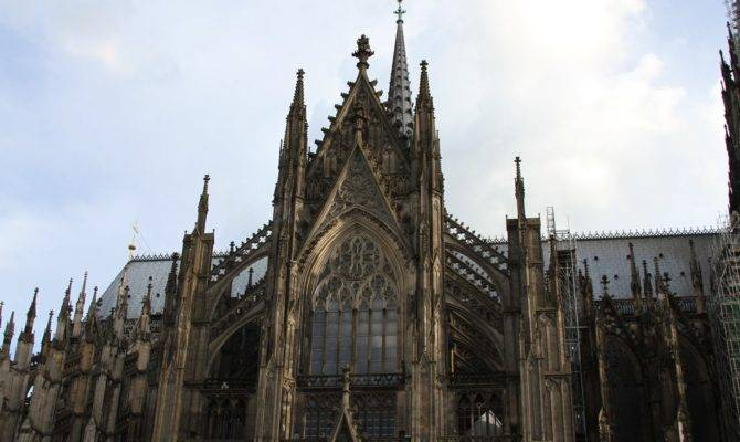 European Cathedrals Cologne Cathedral Germany