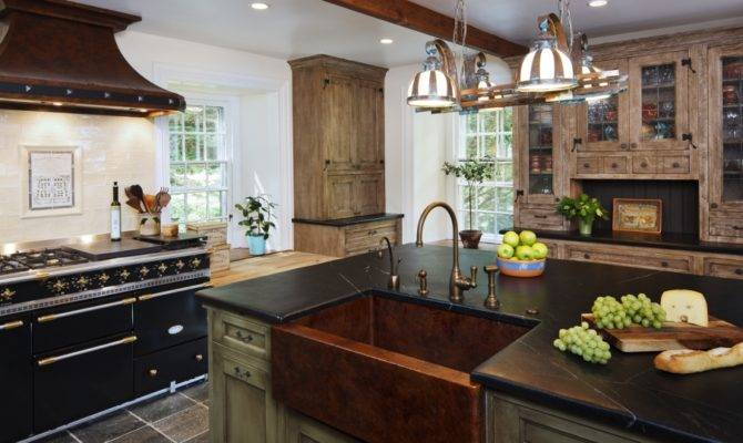 European Country Bluebell Kitchens