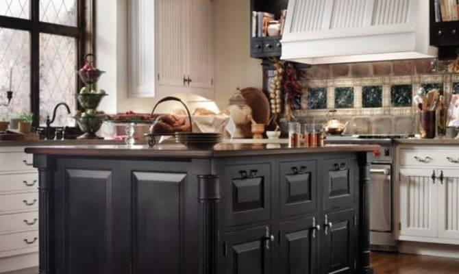 European Country Kitchen Houzz