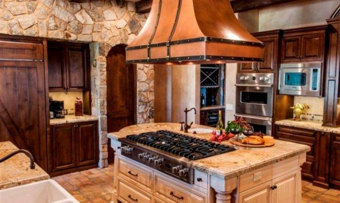 European Country Kitchen Traditional San