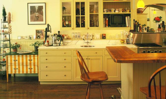 European Country Style Kitchen Rustic San
