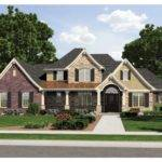 European French Country House Plan Square Feet