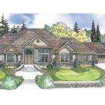 European House Plans Bentley Associated Designs