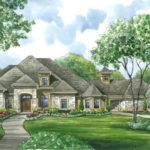 European House Plans Designs Architectural