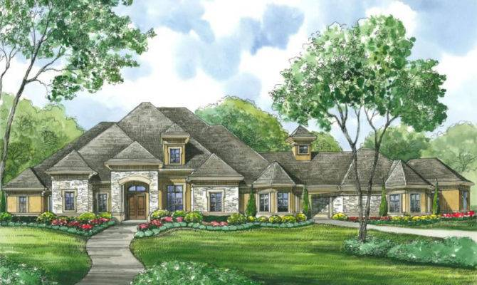 European House Plans Designs