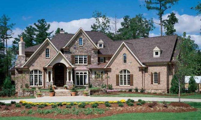 European House Plans Eplans Includes French Country Tudor