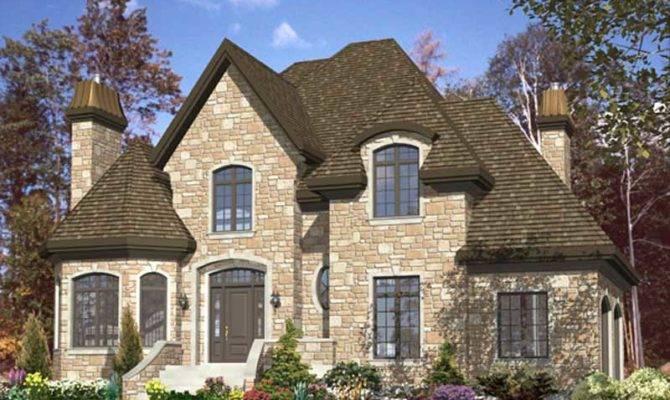 European House Plans Home Design Pdi