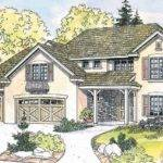 European House Plans Sausalito Associated Designs