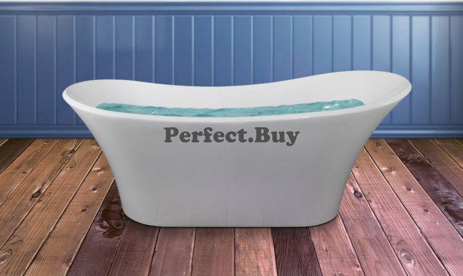 European Style Bathroom Acrylic Freestanding Bathtub
