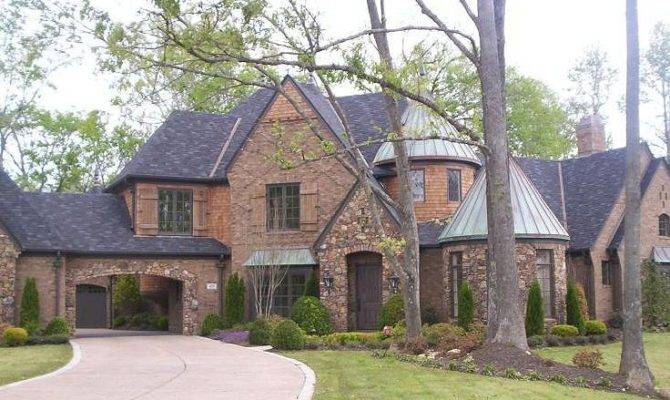 European Style Home Old World Homes Architecture