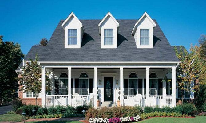 European Style Homes Ranch Home Craftsman Decor