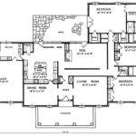 European Style House Plan Beds Baths