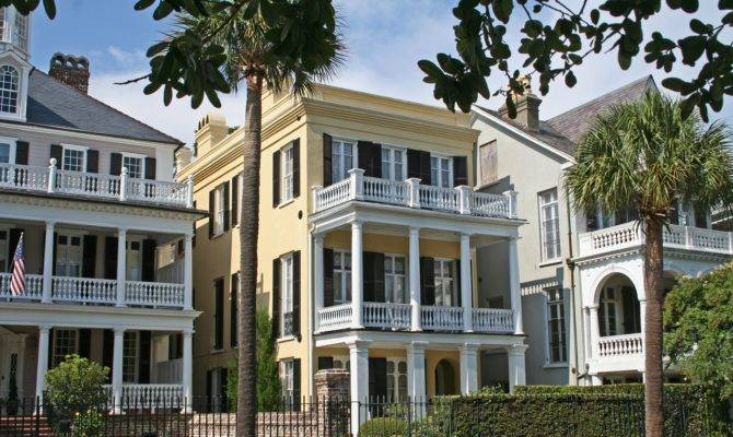 Everything Need Know Charleston Style Homes