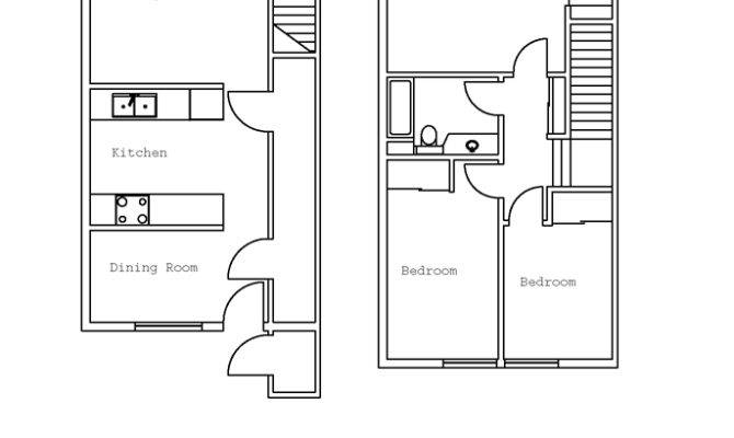 Ewu Townhouse Floor Plans
