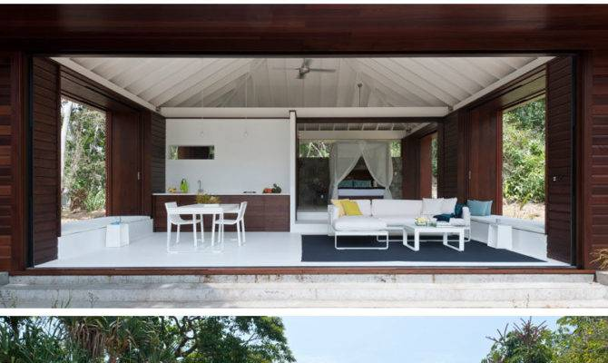 Examples Modern Beach Houses Around World