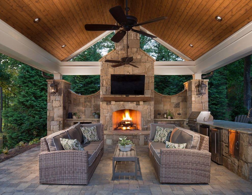 Excellent Entertaining Patio Design Ideas House Plans 173939