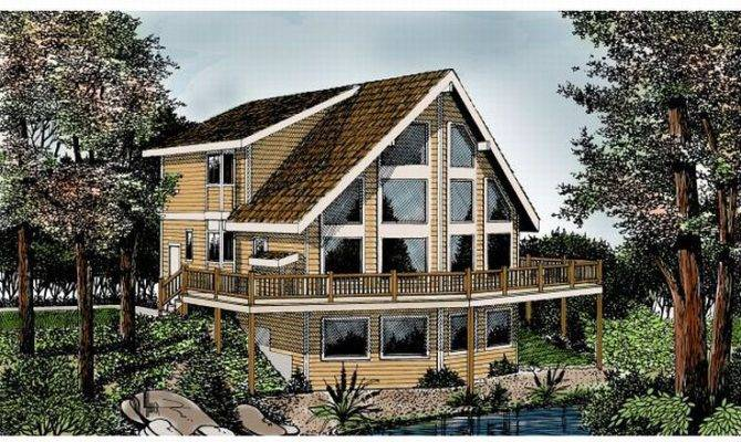 Exceptional Frame Home Plans Style House