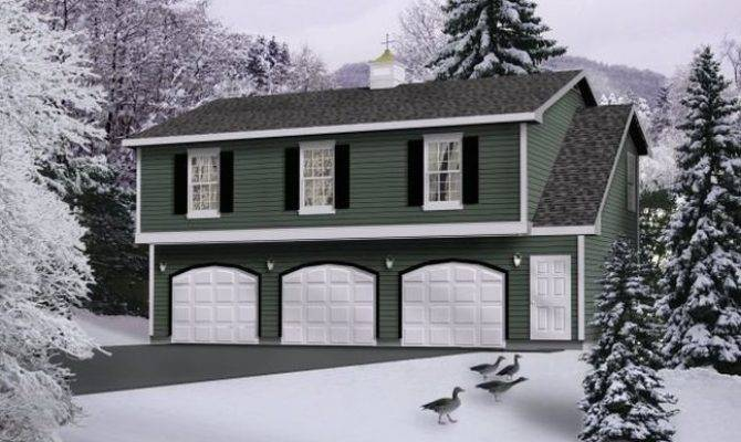 Exceptional Garage Plans Living Quarters Car