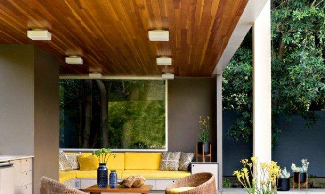 Exceptional Mid Century Modern Patio Designs Your