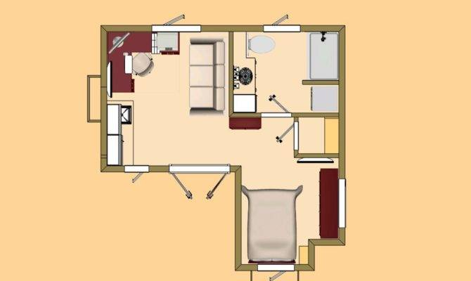 Exceptional Studio House Plans Small Guest
