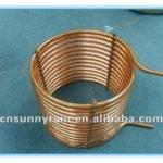 Exchanger Hot Water Heater Copper Coil Heat