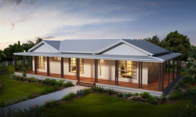 Exciting Country Home Designs Victoria Australia Photos