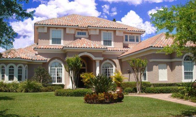 Exciting Florida Home Plan Architectural