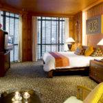 Exclusive Plaza Royal Themed Suite Master Bedroom Design