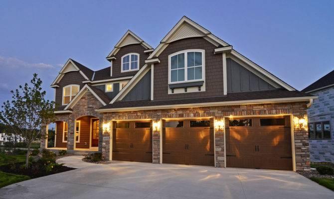Exclusive Storybook Craftsman House Plan Optional