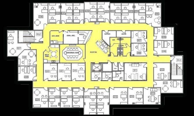 Executive Office Suite Floor Plan Village Suites