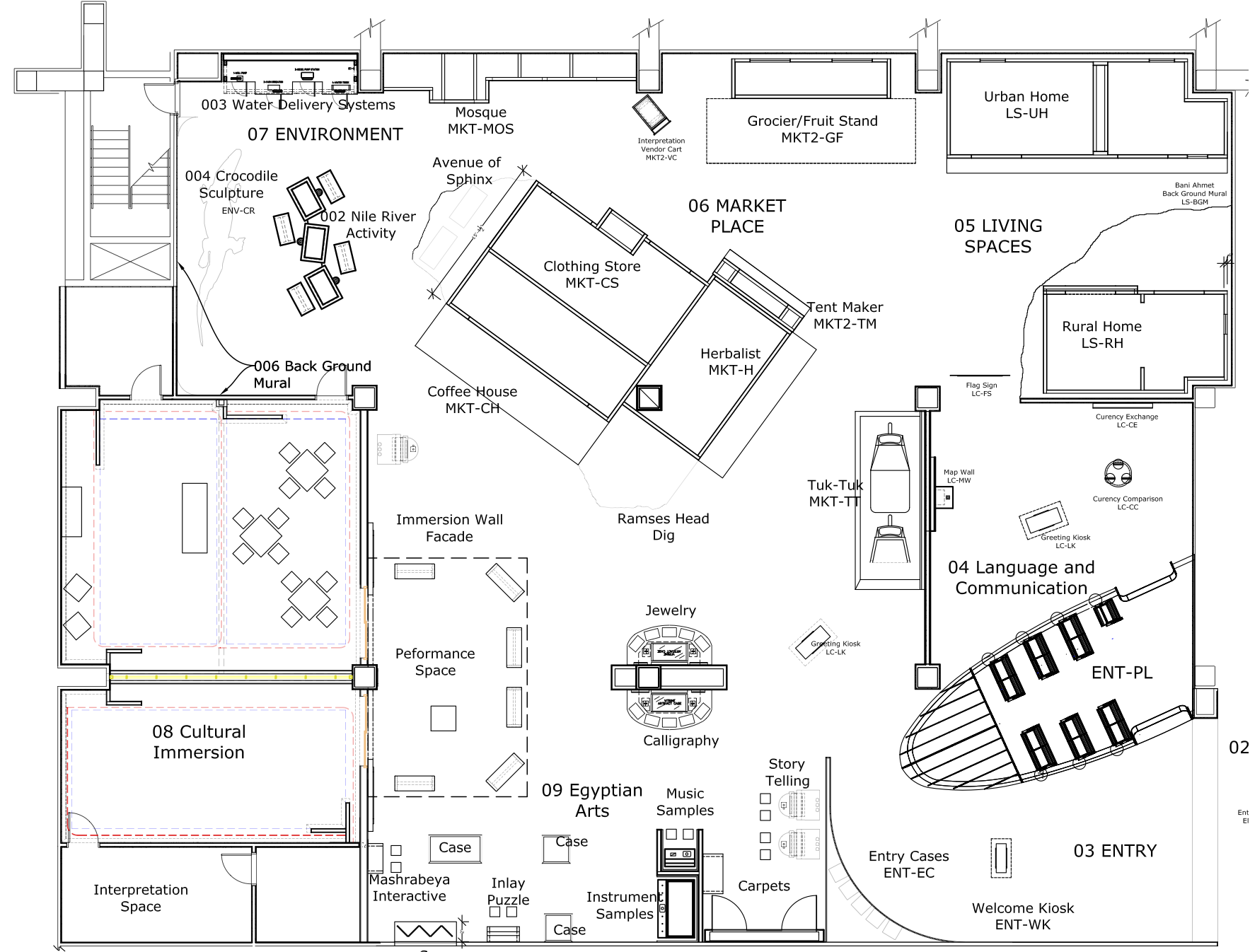 Executive Style Lots Lot Floor Plan