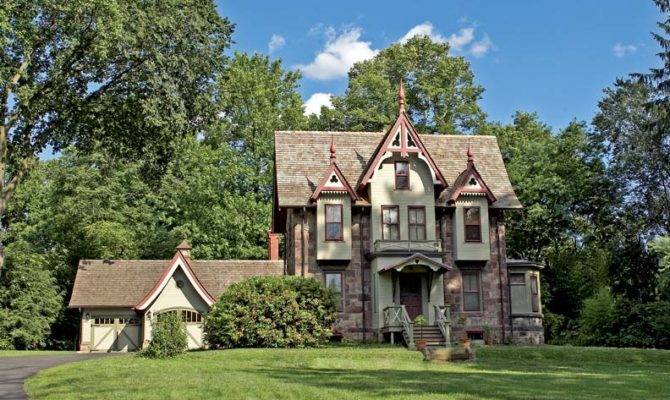Expanding Gothic Revival Cottage Old House