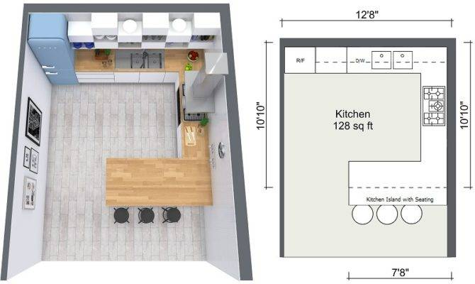 Expert Kitchen Design Tips Roomsketcher Blog