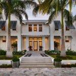 Exquisite Modern Coastal Home Florida Luminous