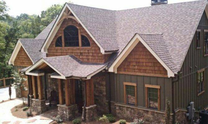 Exterior Colors Board Batten Design House Plans