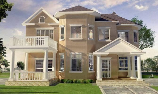 Exterior Home Design Collection Decorating Ideas